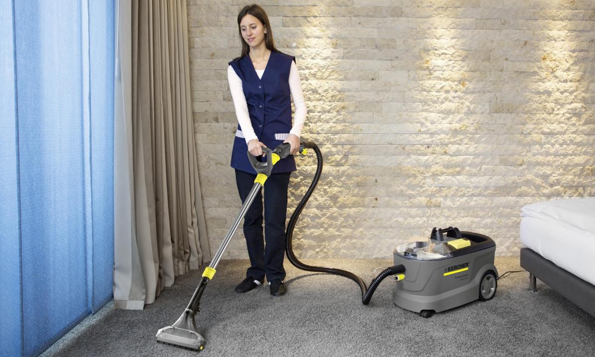Pranie dywanów Karcher – jak ułatwić sobie codzienne domowe obowiązki?