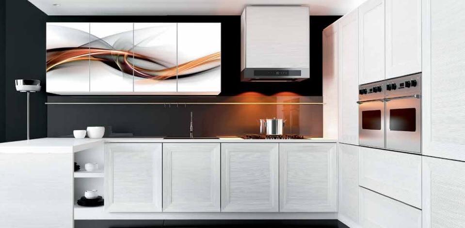 Z jakich materiałów wybrać fronty do mebli kuchennych?